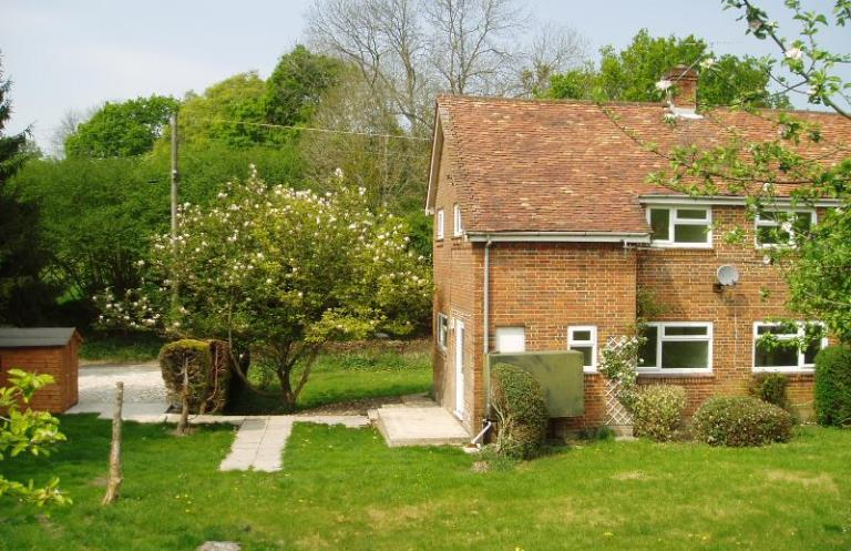 2 New Cottages, Wadwick, St Mary Bourne, Andover, Hampshire SP11 6ES