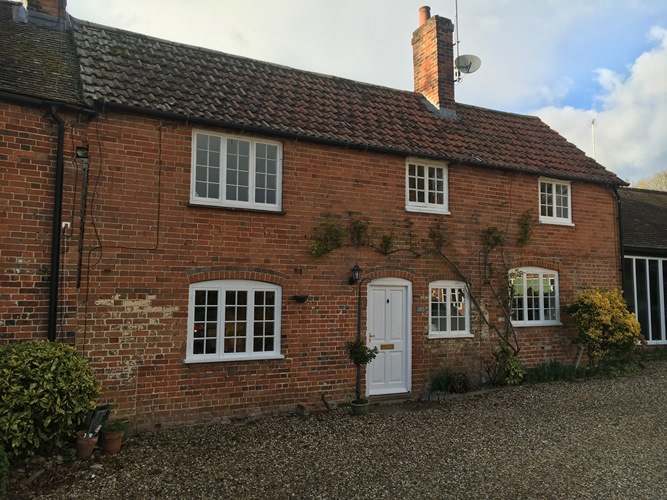 North Cottage, Main Street, West Ilsley, Newbury RG20 7AA