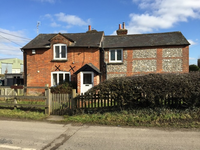 1 New Barn Farm Cottages, Hurstbourne Priors, Whitchurch, Winchester, Hampshire RG28 7RU